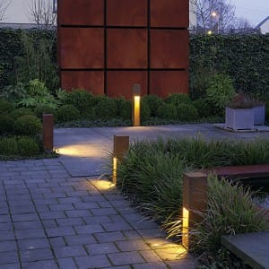 Outdoor lighting creative exterior lighting know how for Eclairage exterieure