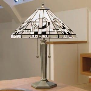 Art Deco Lamp Mackintosh design