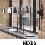 Row of Desk lamps Nexus @ The Lighting Company