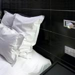 Bedside concealed light fitting LED