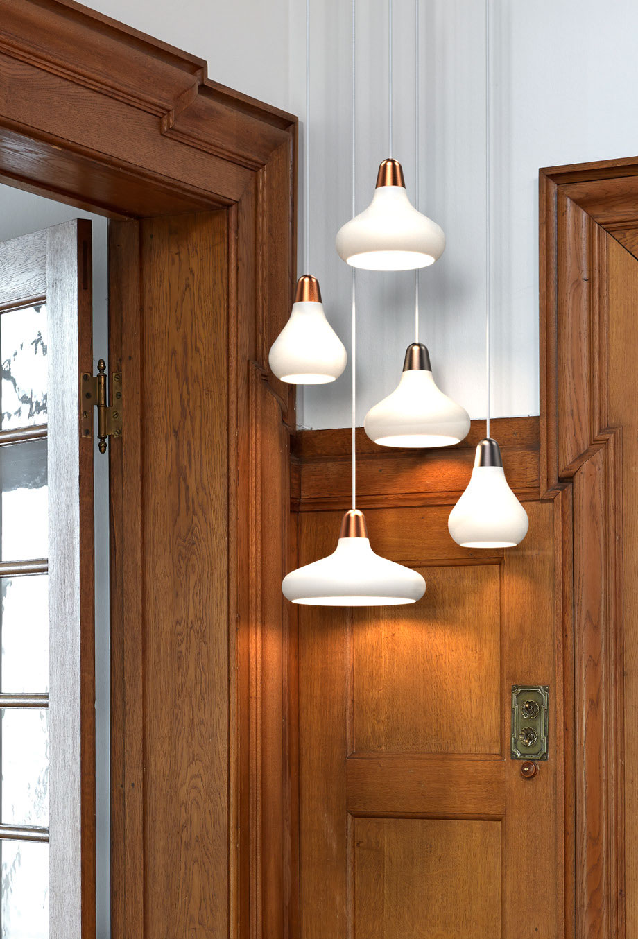 Preview Lighting Trends For 2015 Pendant Lights In Wood