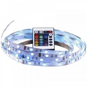 RGB LED Strip with Control