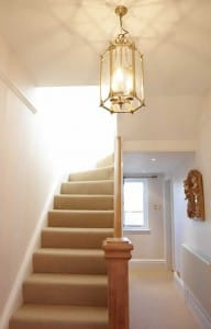 Hallway & Stairwell Lantern