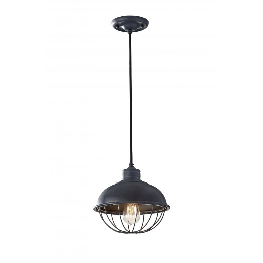 The rise of pendant lights the lighting company Industrial style chandeliers