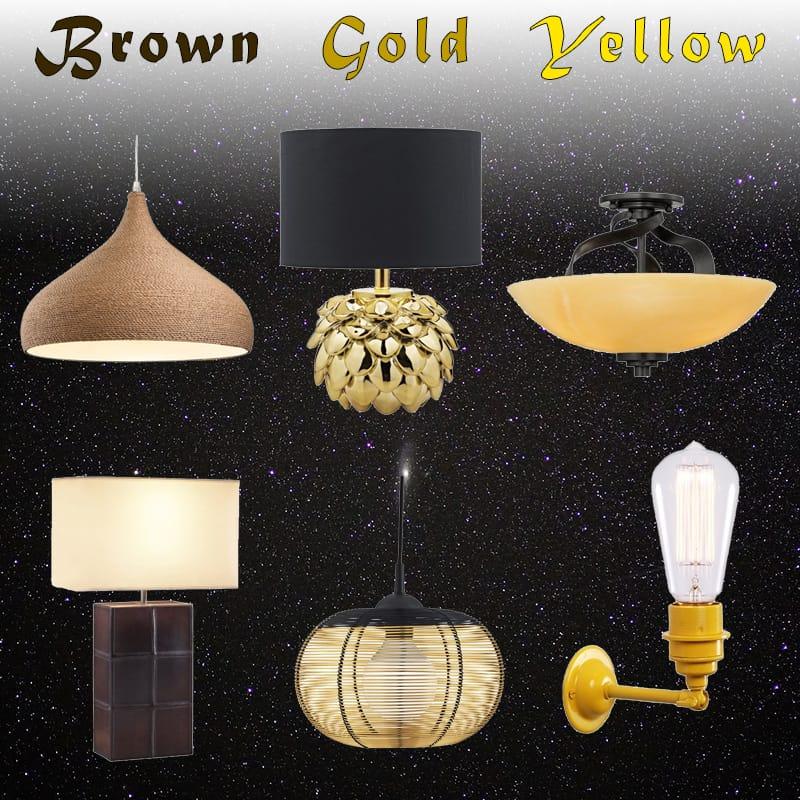 browngoldyellow