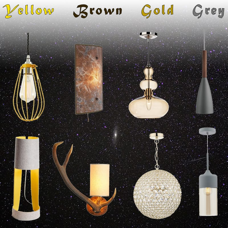 yellowbrowngoldgrey