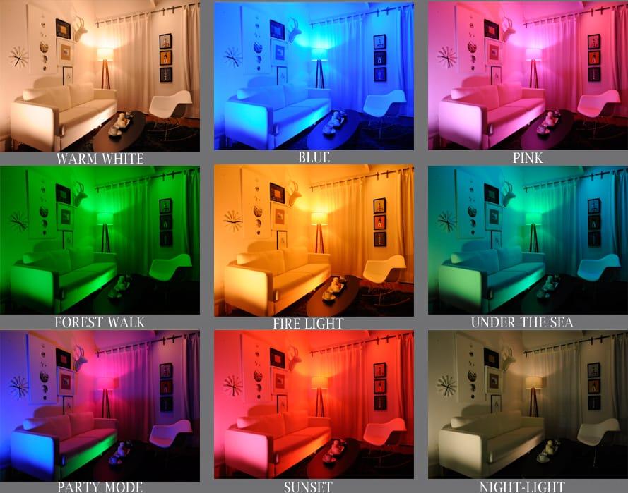 Idual Wiz colour ranges