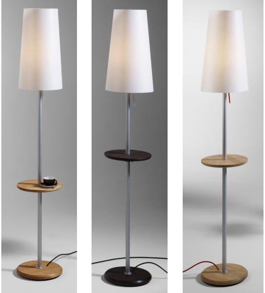 James Floor Lamps x 3