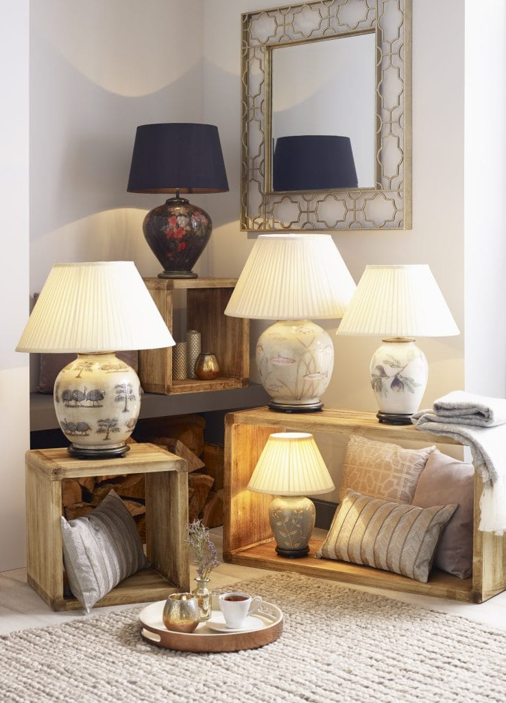 Jenny Worrall Table Lamps
