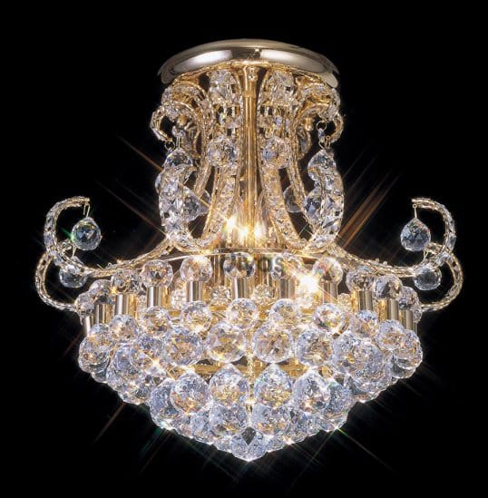 diyas-pearl-gold-plated-asfour-crystal-chandelier-for-low-ceilings-p817-4094_image