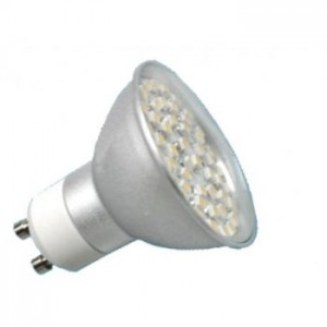 LED spotlight bulb GU10 base retro fit