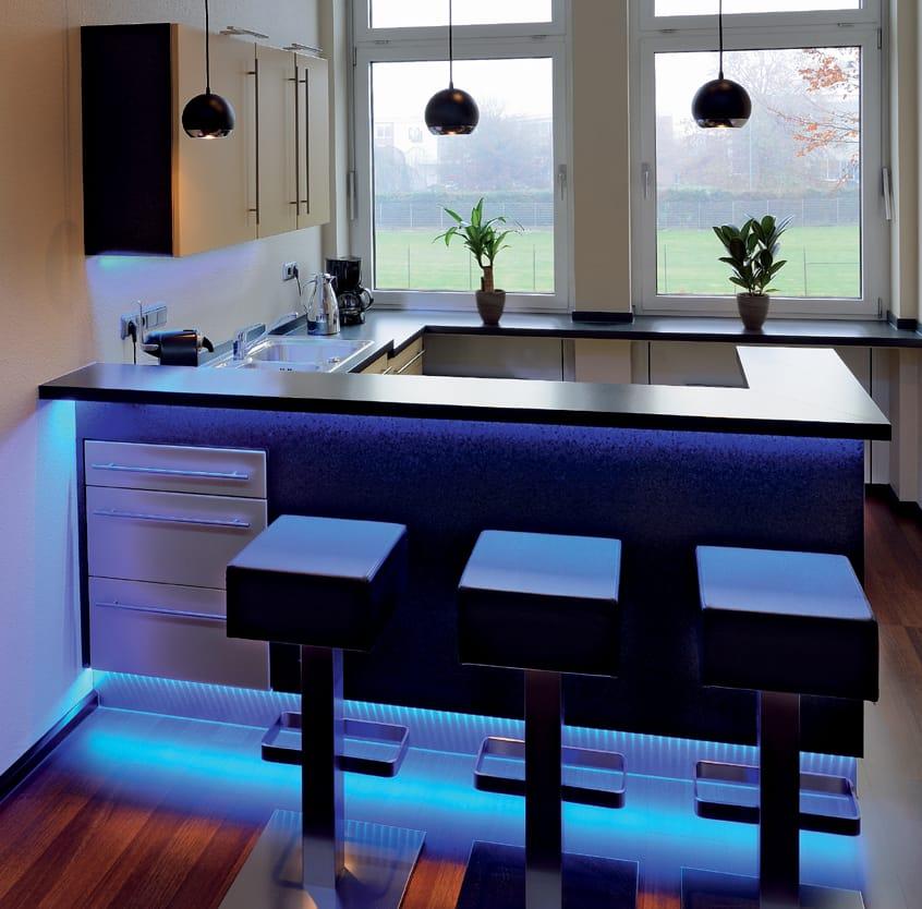 Kitchen Lighting In The Spotlight Blog Topic Kitchen Lights The - Large kitchen spotlights
