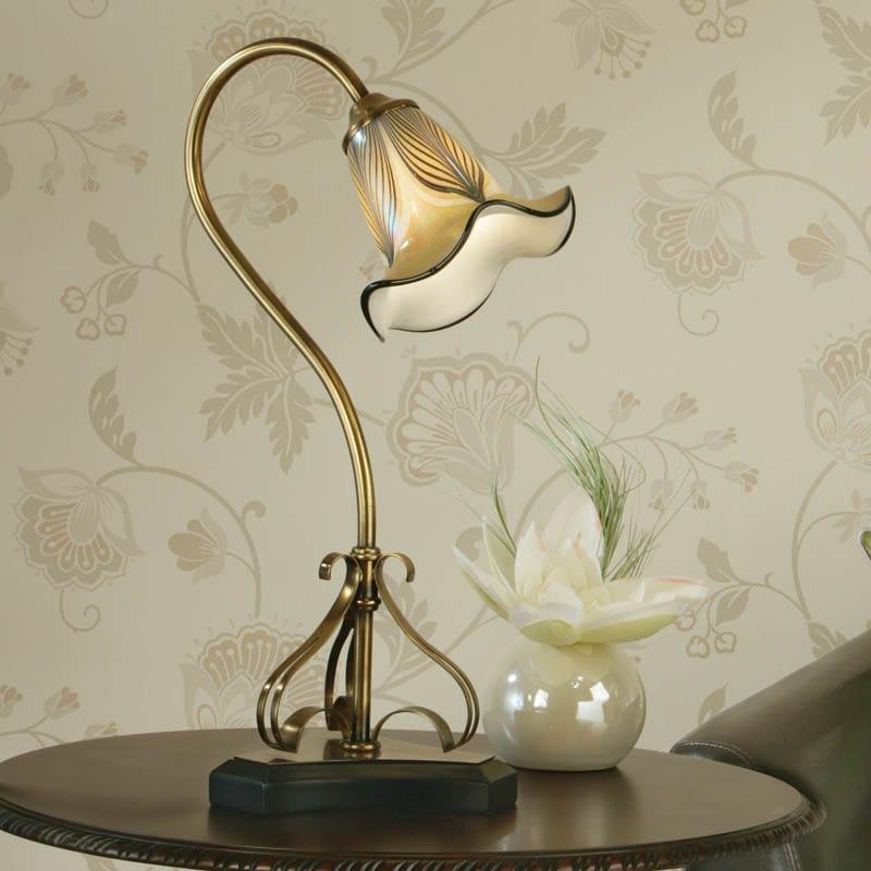 Swan Neck Desk Lamp.