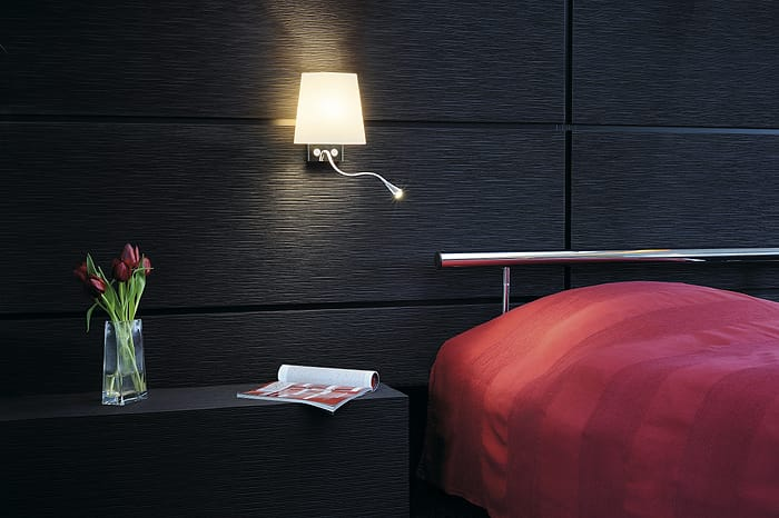 Hotel Lighting Create A Boutique Style Bedroom The