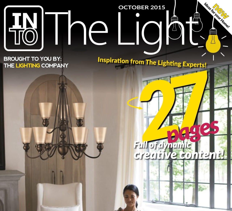 Free interactive magazine availble from LightingCompany.co.uk. Free subscription.
