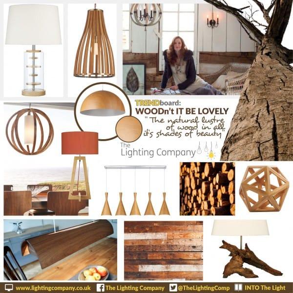 Trendboard - Wood