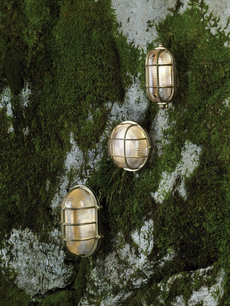 The Lighting Company Admiral by The David Hunt Lighting Collection