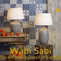 Lighting Trend Wabi Sabi explore the collection.