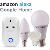 amazon alexa and google home light bulbs