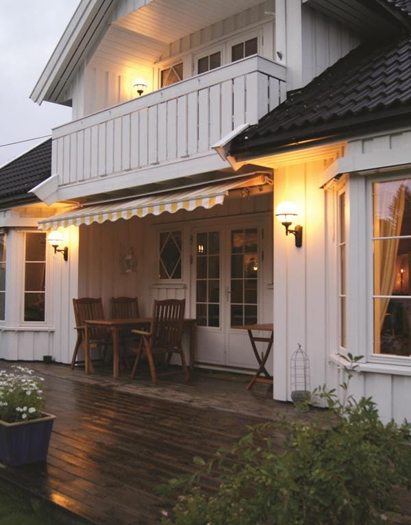 Outdoor Wall Lights by The Lighting Company