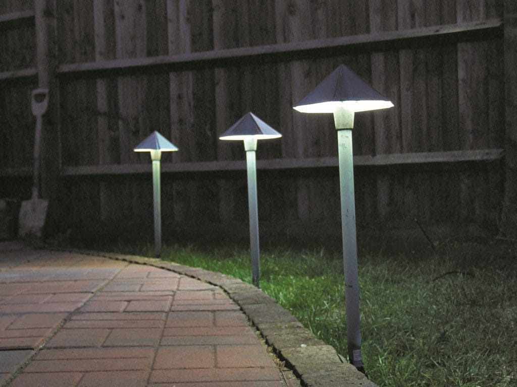 Outdoor Pathway Lights by The Lighting Company