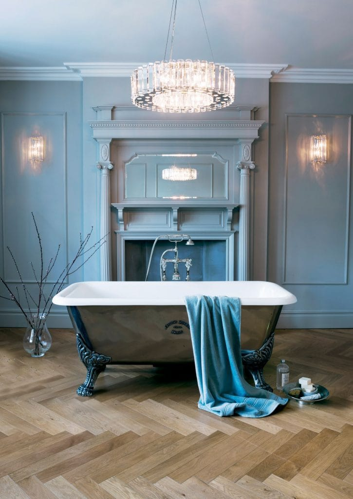 chandelier for bathrooms