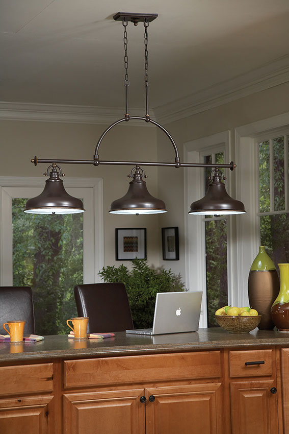 Pendant bar lighting from Lighting Company
