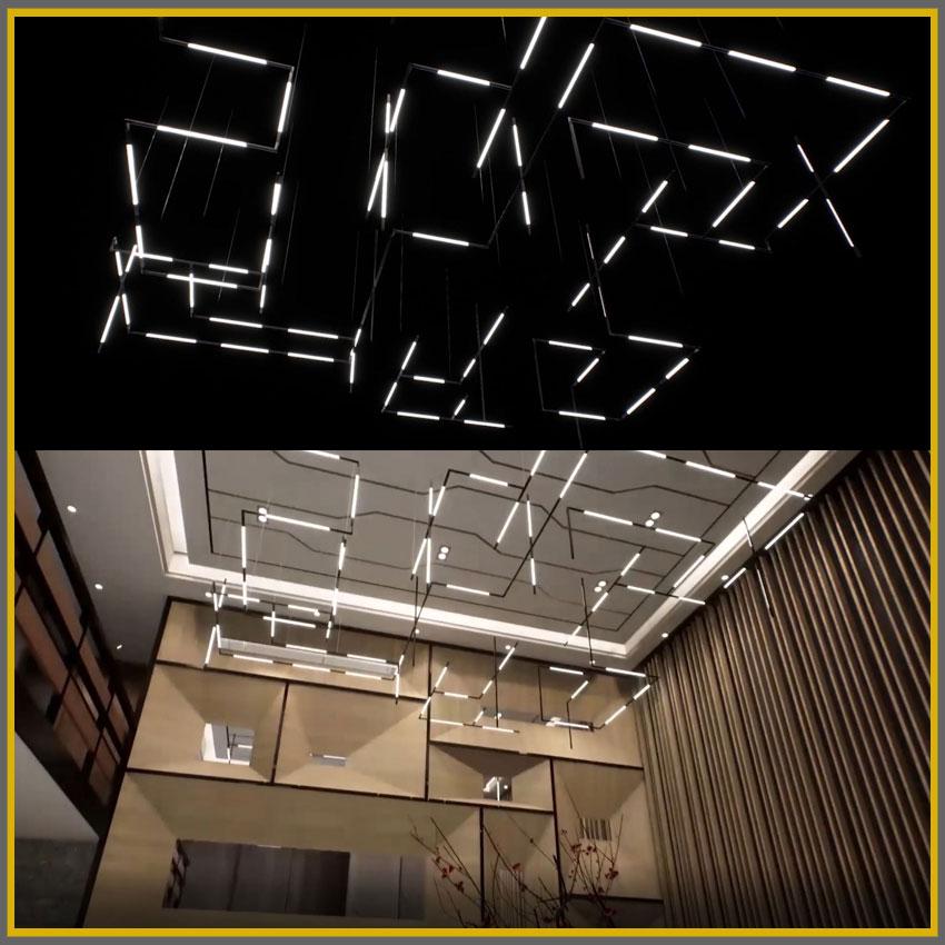 LED Modular Lighting; Link by Lokuko Lighting