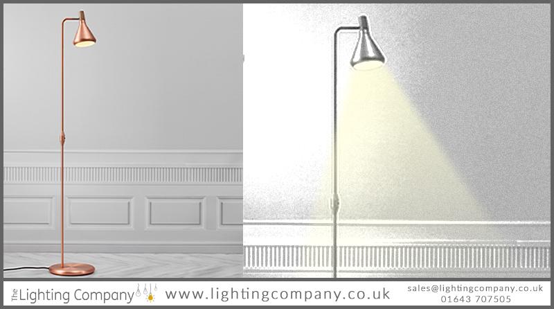 task lamp floor lamp