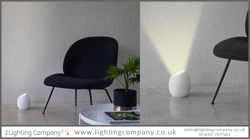 compact uplighter floor lamp