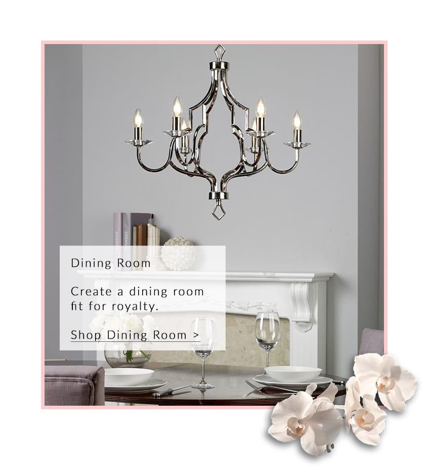 Dining Room Lights | Lighting Company UK