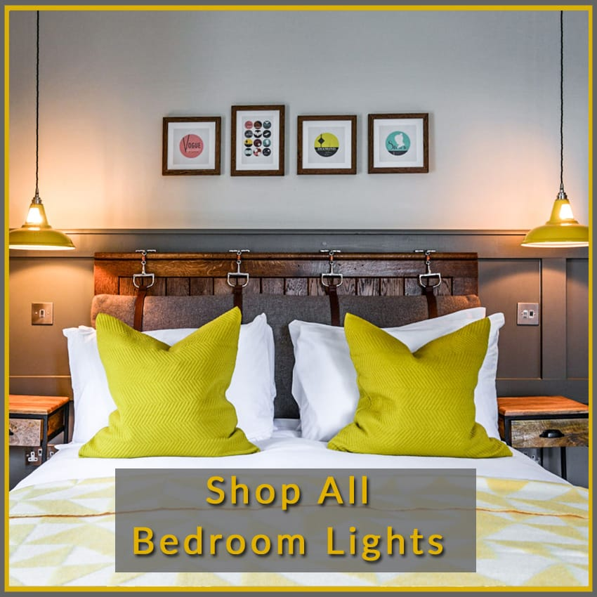 Lighting for Bedrooms & Guest Rooms & Hotel Suite Lighting by Lighting Company UK