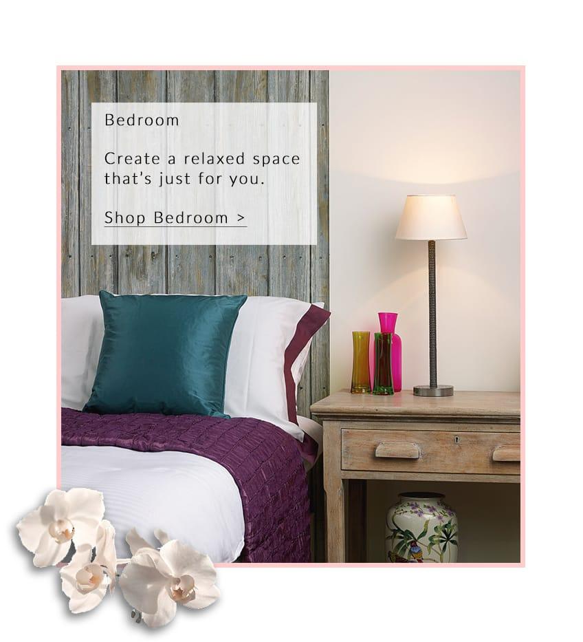 Lighting for Bedrooms & Guest Rooms & Hotel Suite Lighting