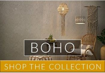 Be inspired by latest home decor trend Boho