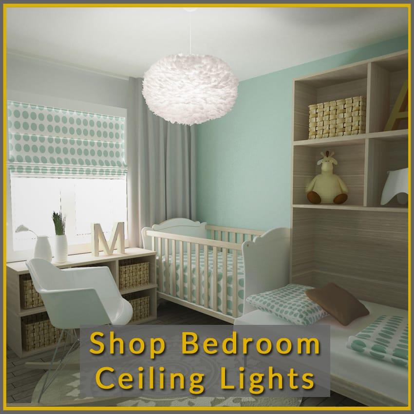 Bedroom ceiling lights | Lighting Company UK