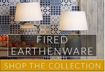 Lighting Trend Fired Earthenware |Stone|ceramic