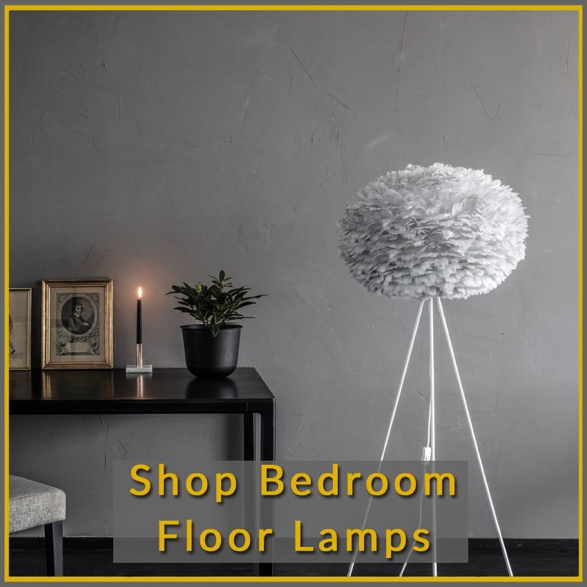 Bedroom Floor Lamps by Lighting Company UK