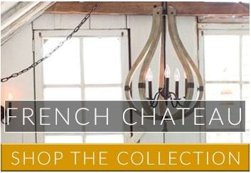 French Chateau Style Lights | Lighting Company UK