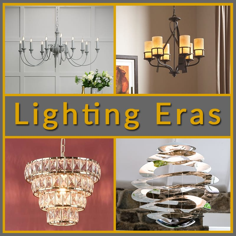 Lighting through the Eras | Lighting Company UK