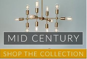 Buy Mid Century Lighting at a fraction of the cost of designer