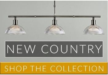 New Country Lights | Lighting Company UK