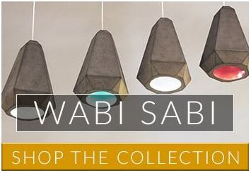 Lighting Trend Wabi Sabi | Lighting Company UK