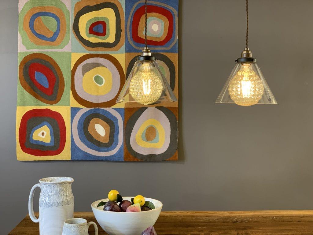 Wall hangings and art