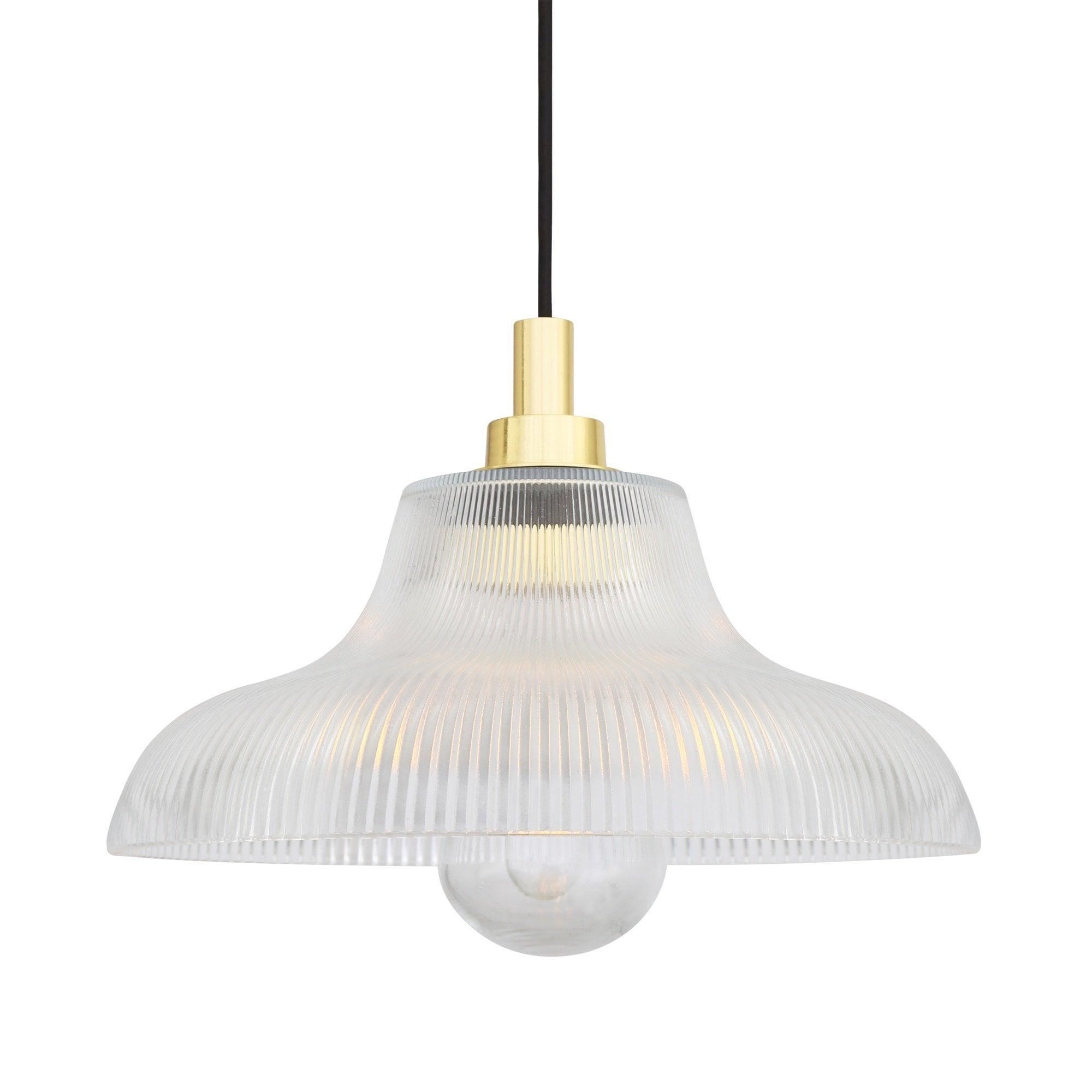 Aquarius Ceiling Pendant Light Brass Ip65 Bathroom Garden