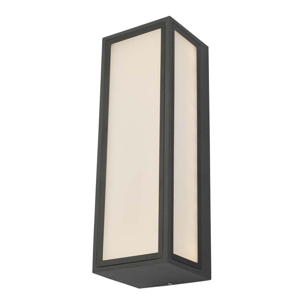 Arham Outdoor Geometric Wall Light Led Lighting Company Uk