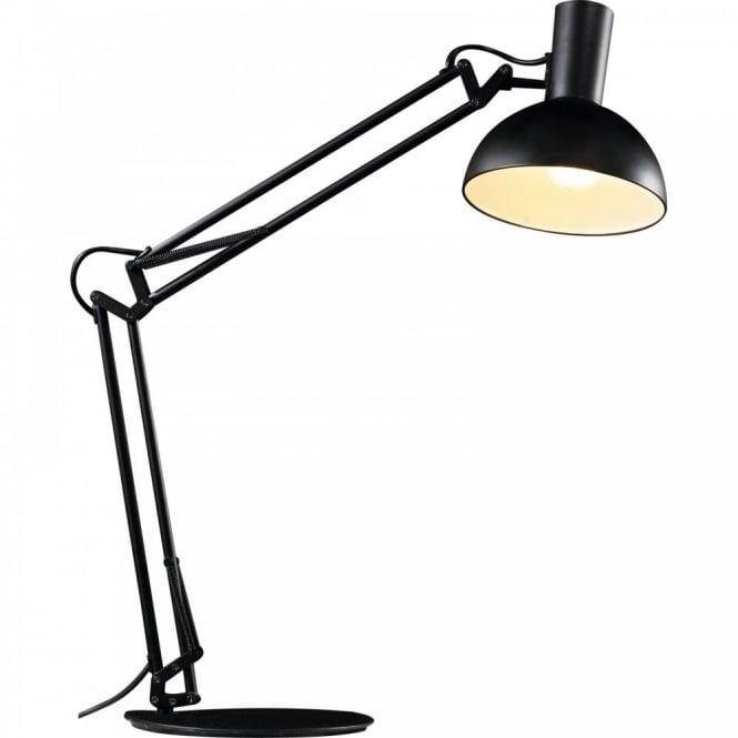 Ordinaire ARKI Angle Adjustable Black Desk Lamp
