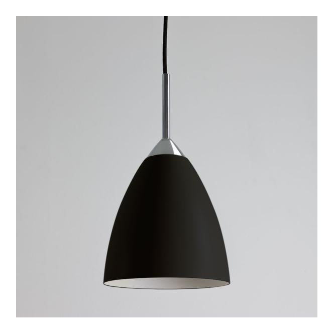 Astro JOEL contemporary ceiling pendant (black)