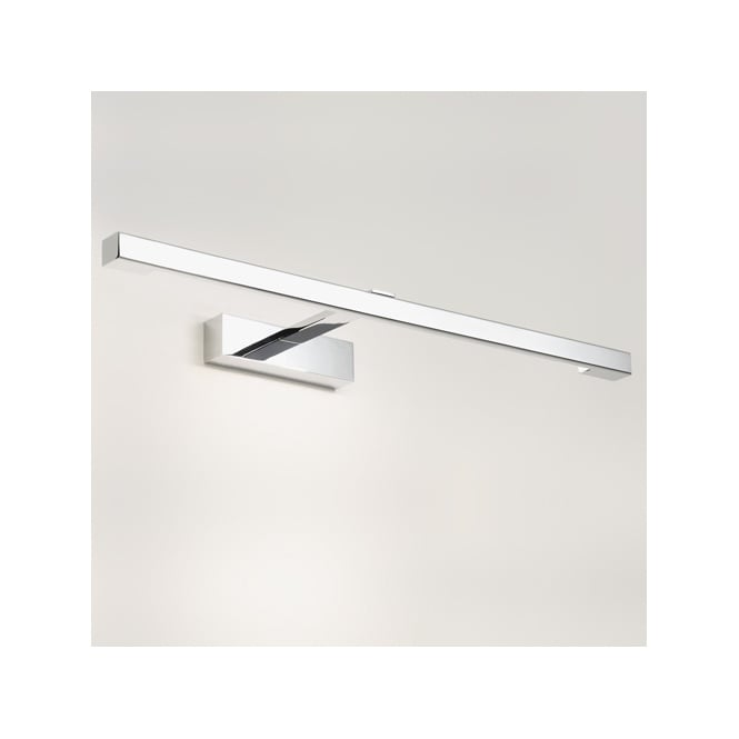 Astro KASHIMA modern chrome bathroom wall light (large)