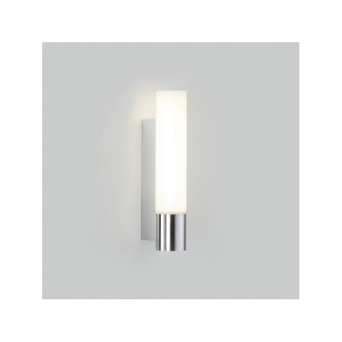 Astro KYOTO bathroom wall light (polished chrome)