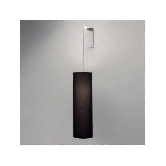 Astro ROCCA modern wall hanging light (matte nickel)